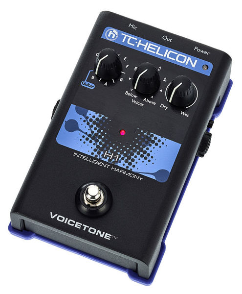 TC-Helicon Voice Tone H1