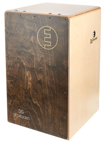 DG De Gregorio Chanela Cajon Brown