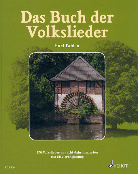 Schott Das Buch Der Volkslieder