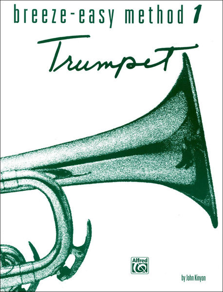Alfred Music Publishing Breeze Easy Vol.1 Trumpet