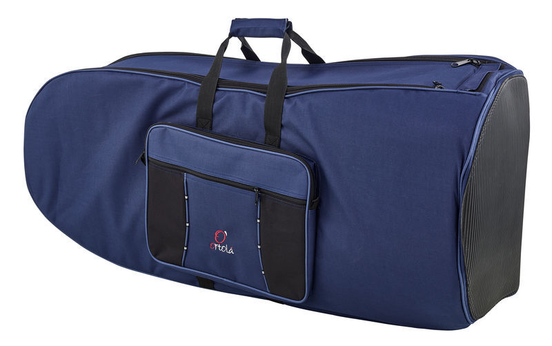 Ortola 145 Gigbag for Tuba Blue