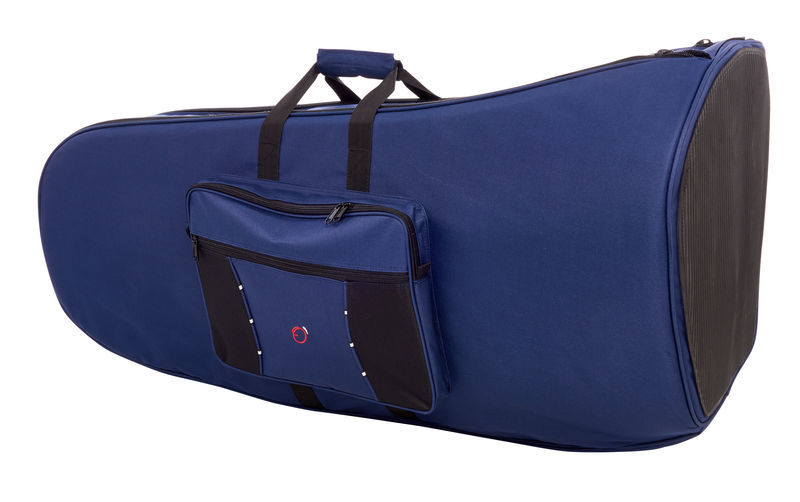 Ortola 146 Gig Bag for Tuba Blue