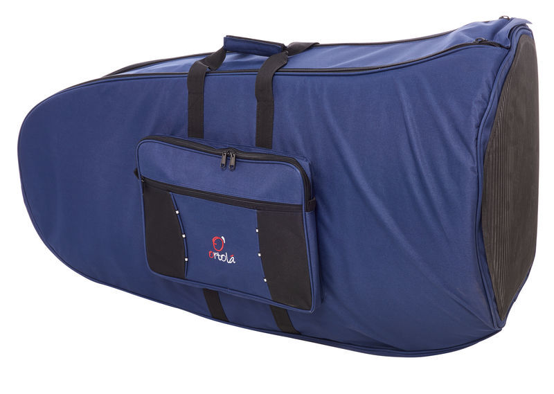 Ortola 146 Gig Bag for Tuba Blue y4Oc1T0