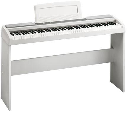 Korg SP-170 S white Bundle