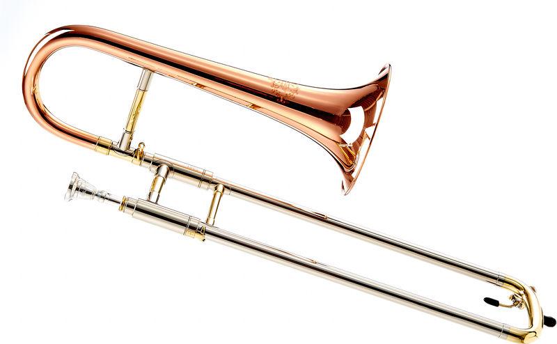 Kanstul 150 soprano trombone