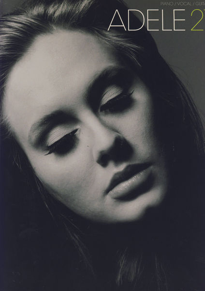 Wise Publications Adele 21
