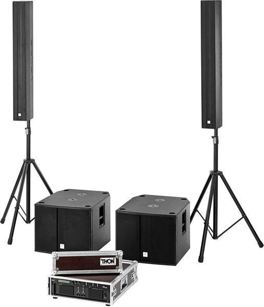 the box pro Achat 804/115 Amp Bundle