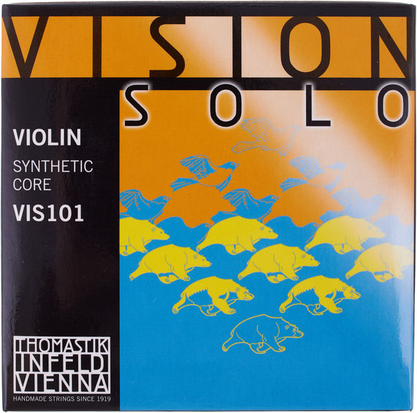 Vision Solo VIS101 4/4 Thomastik