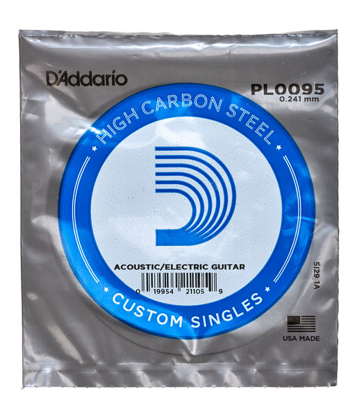 Daddario PL0095 Single String