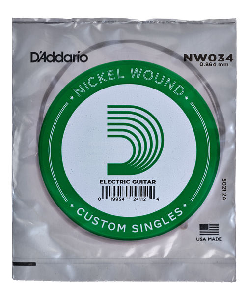 Daddario NW034 Single String