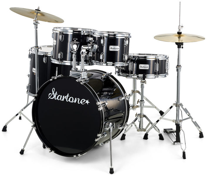 Star Drum Set Standard -BK Startone