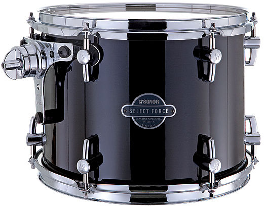"Sonor 10""x08"" Select Piano Black"