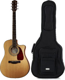 Fender CD-140SCE NA Bundle