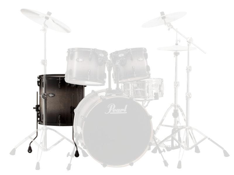 """Pearl 14""""x14"""" Stand Black Burst #238"""