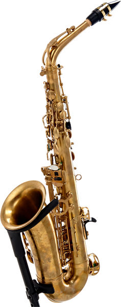 Rampone & Cazzani R1 Jazz Eb-Alto Sax Pure Brass