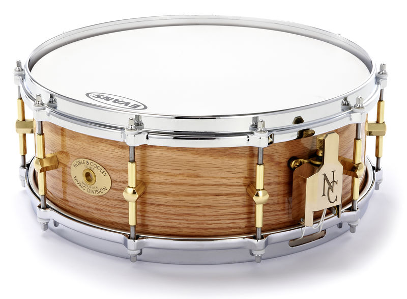 "Noble & Cooley 14""x05"" Classic Snare Oak"