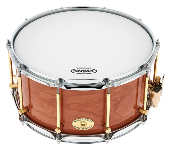 "Noble & Cooley 14""x07"" Classic Snare Cherry"