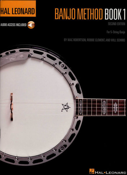 Hal Leonard Banjo Method Vol.1