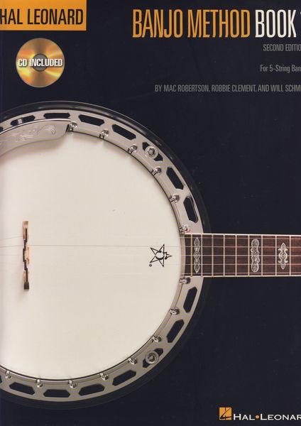 Hal Leonard Banjo Method Vol.1
