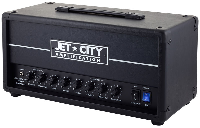 Jet City Amplification JCA22H Guitar Head