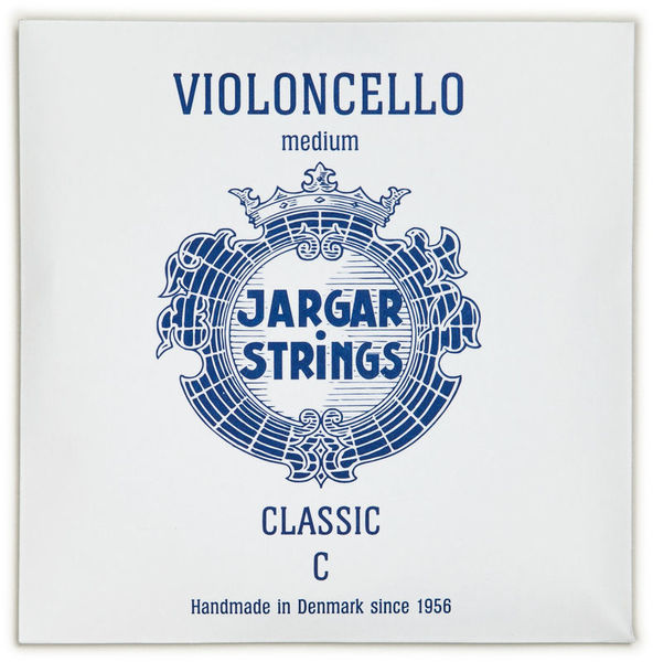 Jargar Classic Cello String C Medium
