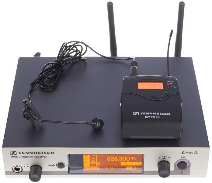 Sennheiser EW 322 G3 / A-Band