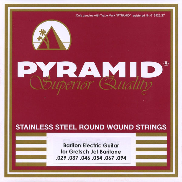Pyramid Baritone String Set