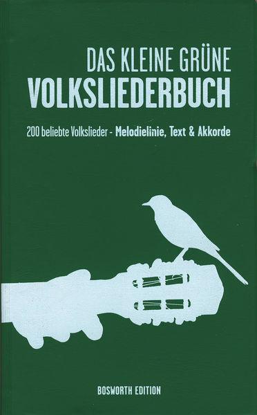 Bosworth Kleine Grüne Volksliederbuch