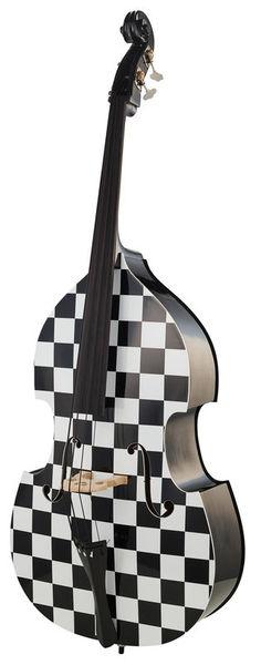 Thomann Rockabilly Slap Race Bass BK