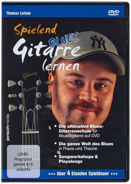 Jenschmedia Spielend Blues Gitarre lernen