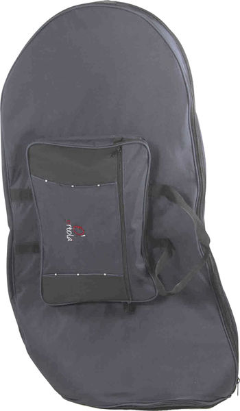 Ortola 145 Gigbag for Tuba Grey