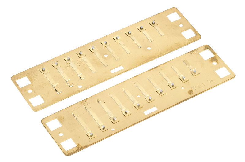 Lee Oskar Harmonic Minor Reedplates A