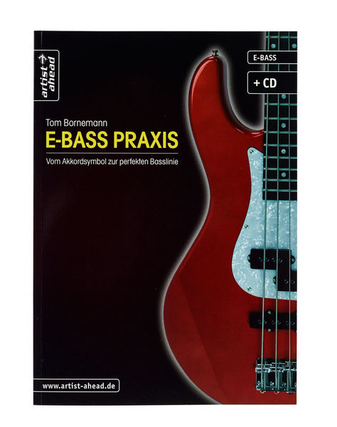 Artist Ahead Musikverlag E-Bass Praxis
