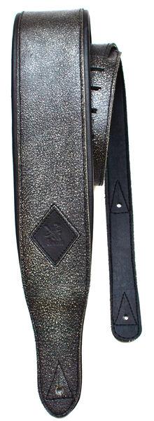 Minotaur Used Look Guitar Strap BK