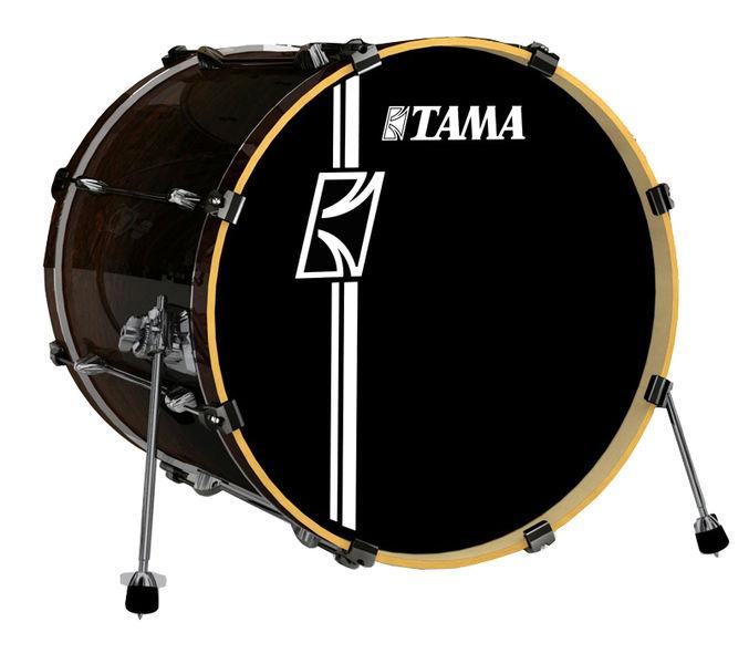"Tama SLB 22""X18"" Superstar Bass-DMF"