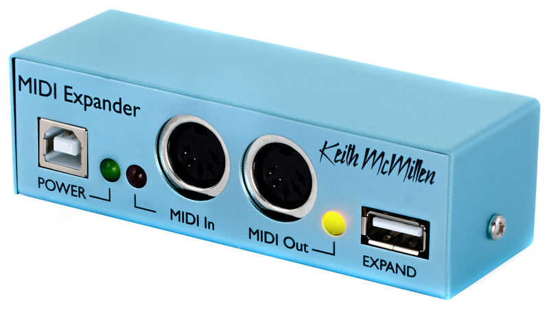 Keith McMillen SoftStep Midi-Expander