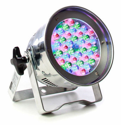 Ignition LED PAR 56 Floor 36x1W Pol.