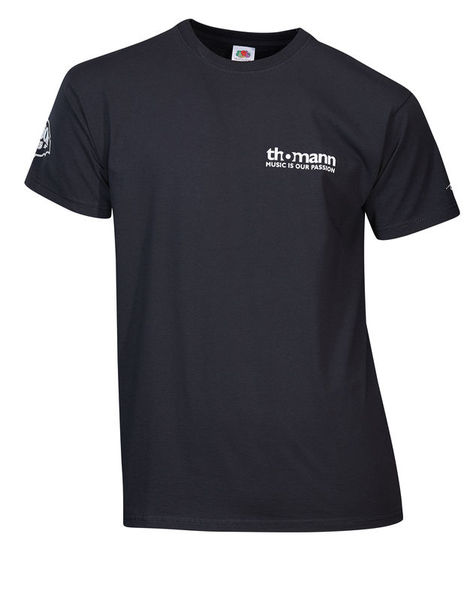 "Thomann T-Shirt ""www.th..."" Gr. S BK"