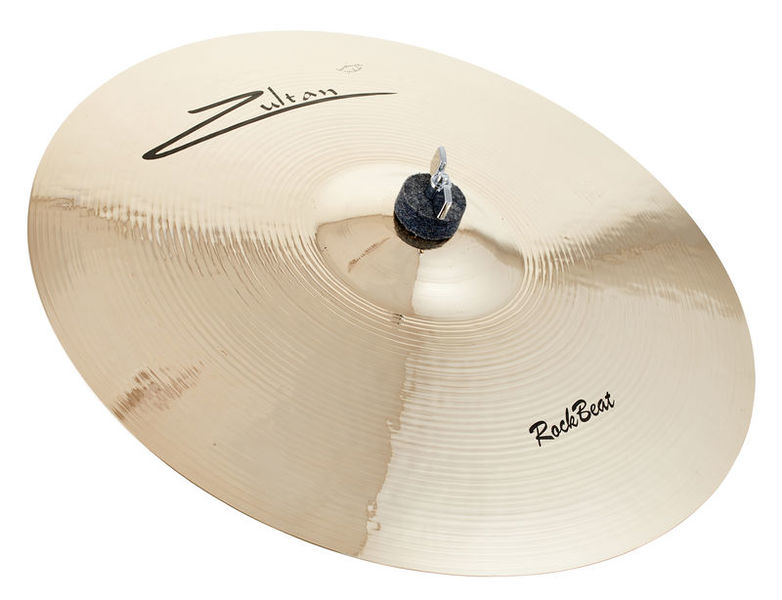 "Zultan 16"" Rock Beat Crash"