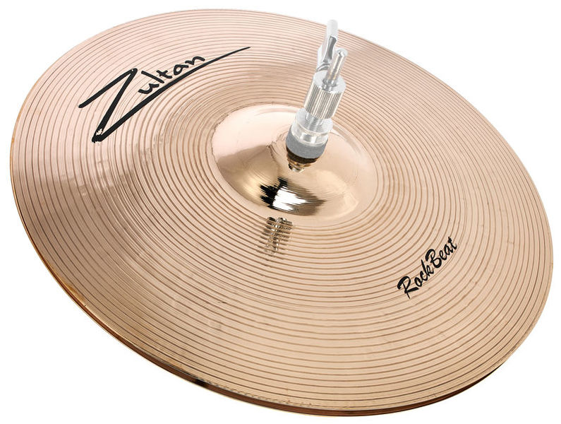 "Zultan 13"" Rock Beat Hi-Hat Medium"