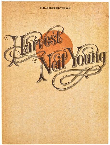 Neil Young Harvest Hal Leonard