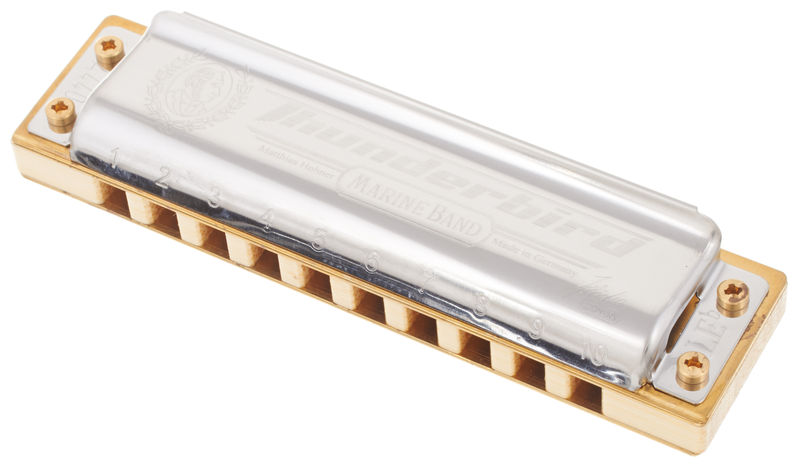 Hohner Marine Band Thunderbird Low Eb
