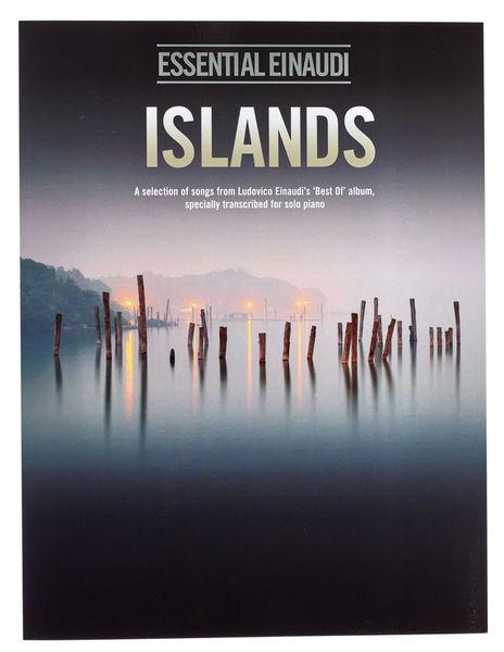 Ludovico Einaudi: Islands Chester Music