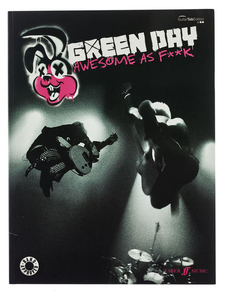 Faber Music Green Day Awesome As F**k