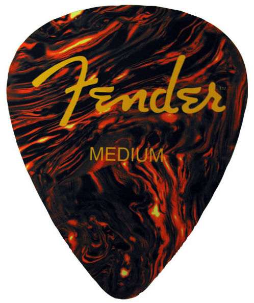 "Fender Mouse Pad ""Pick"""