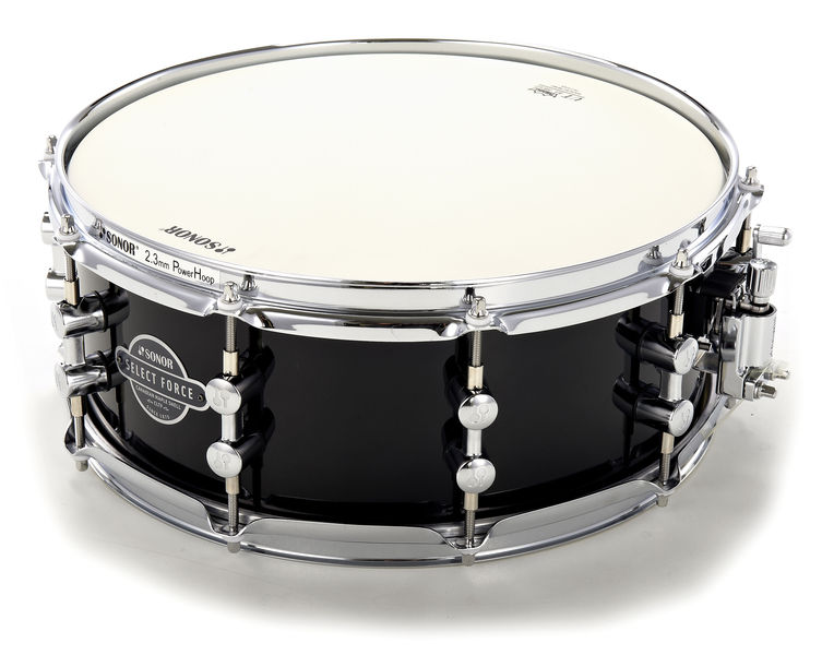 "Sonor 14""x5,5"" Select Piano Black Sn"