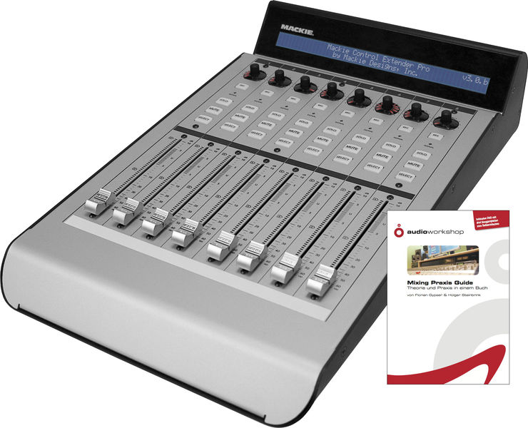 Mackie Control XT Pro Workshop Bundle