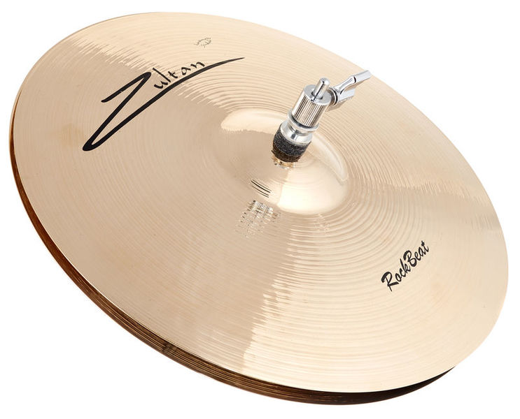 "Zultan 14"" Rock Beat Hi-Hat Medium"