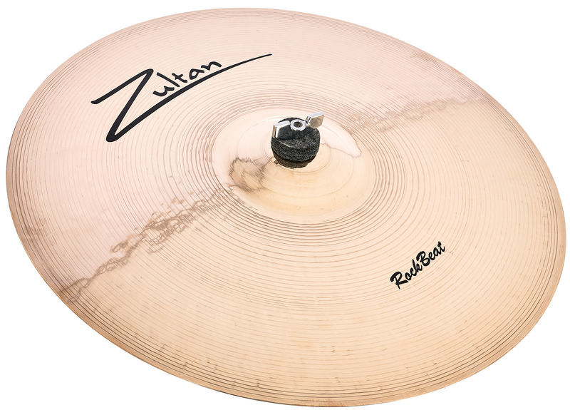 "Zultan 17"" Rock Beat Crash"