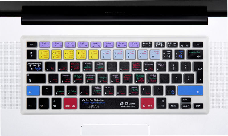 Magma Ableton Live 9 - Macbook Cover